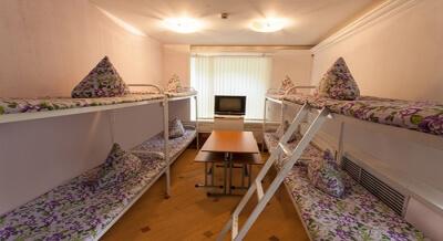 Общежитие для рабочих в Зеленограде