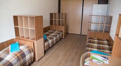 Общежитие для рабочих Ивантеевка