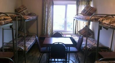 Общежитие для рабочих в Химках