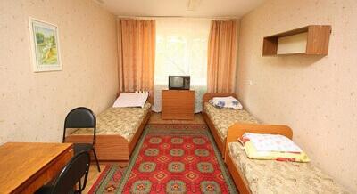 Общежитие для рабочих в Мытищах