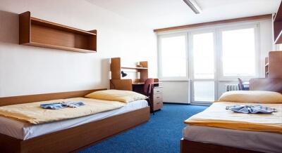 Общежитие на Центросоюзном