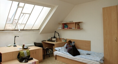 Общежитие у м. Выставочная