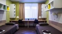 """Общежитие """"Успех"""" на Челюскинской"""
